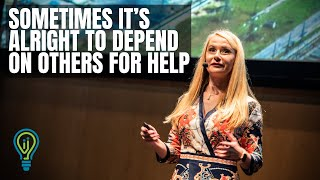 Sometimes It's Alright To Depend On Others For Help | Mila Joseph