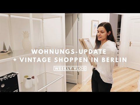 Weekly Vlog: Wohnungs-Update, Vegan Thanksgiving Und Berlin Restaurants