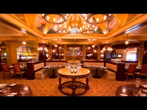 California Adventure | Carthay Circle Restaurant & Lounge | BGM Loop