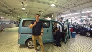 Nissan eNv-200 - автохлам с запасом хода 60 км за USD60000.