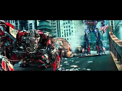 Transformers:el lado oscuro de la luna.