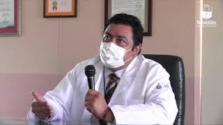 ¿Cómo podemos contener los contagios? El Dr. Ramírez hace las siguientes recomendaciones