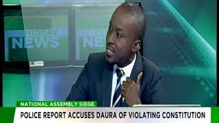 Wale Oshinde speaks on Police report on Lawal Daura