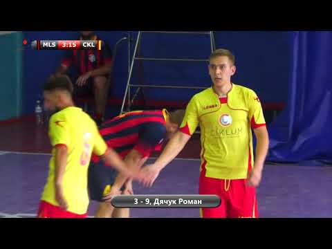 Обзор матча #itliga между командами MLSDev United и Ciklum United