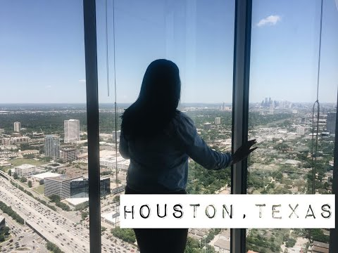 HOUSTON | TRAVEL VLOG || MARIA LARDOEYT