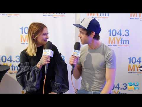 MYFM Artist Interviews and Performances - Julia Michaels Talks Famous Friends + More At AMAs