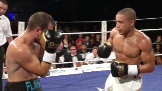 MARCEL BRAITHWAITE vs LUKE FASH - BBTV - Black Flash Promotions 29-7-17