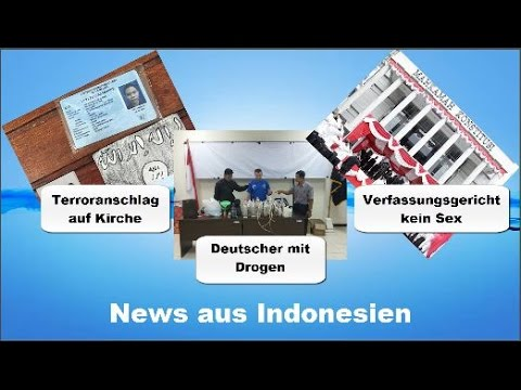 News aus Indonesien #35/16