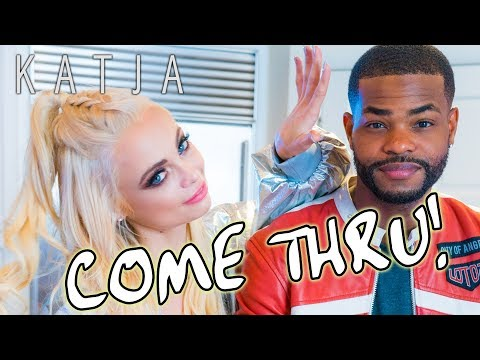 Come Thru - Version 2 (Official Music Video) - Katja Glieson ft King Bach