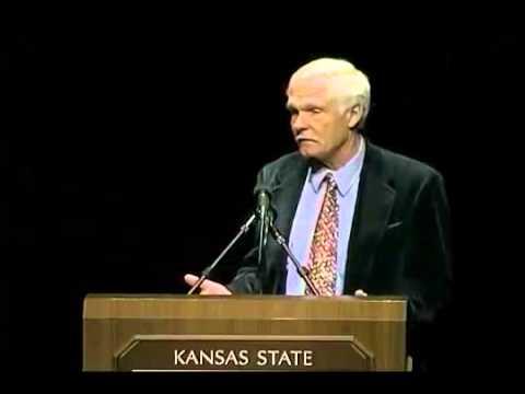 Landon Lecture   Ted Turner