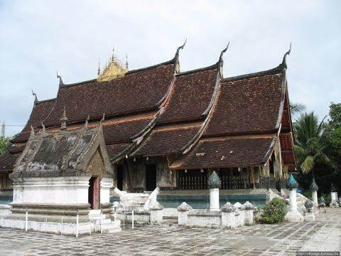 Луанг Прабанг, Лаос (часть 5)