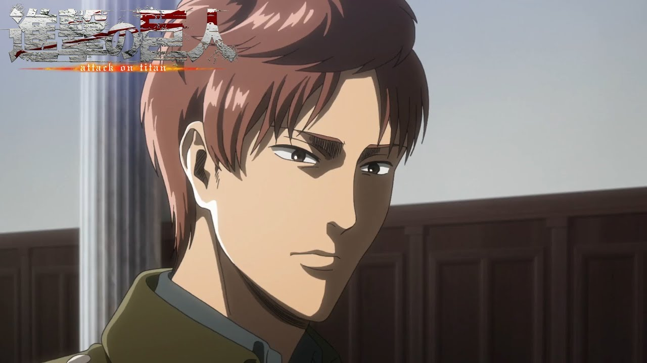 Angry Floch - Attack on Titan Epic Scenes [Season 3 ...