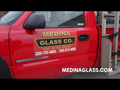 Medina Glass: Thank You for Trusting Us