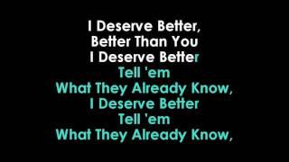 Meghan Trainor ft Yo Gotti Better karaoke   GOLDEN KARAOKE