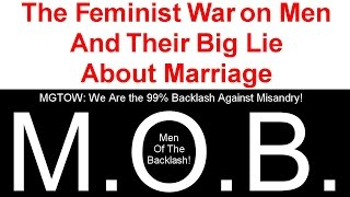 The Feminist War on Men - Antifeminism
