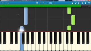 """Как сыграть мелодию """"Титаник"""" на пианино. Легко!"""