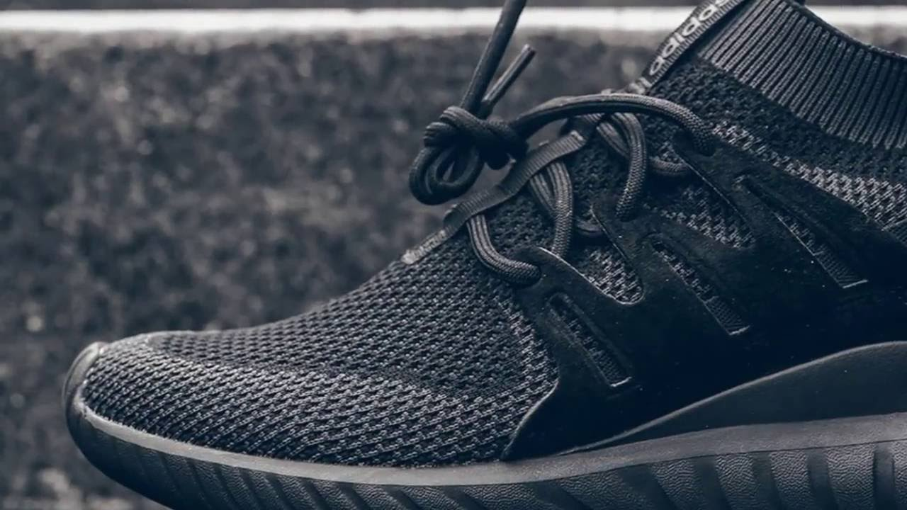 watch b203e f933a ADIDAS TUBULAR NOVA PRIMEKNIT (TRIPLE BLACK)