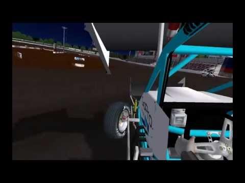 rFactor: Sprint Cars At Lucas Oil Speedway