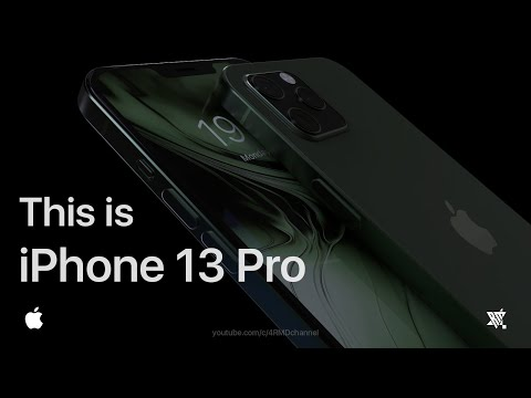 This is iPhone 13 Pro - Apple Introduction Trailer Revealed (Concept)