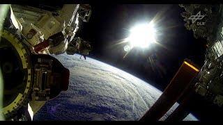 Alexander Gerst: Überflieger-Studierendenexperimente auf der ISS (Exciss)