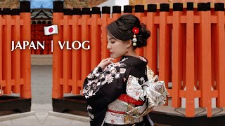 Once Upon A Time in Japan 🇯🇵| Travel VLOG | 2020