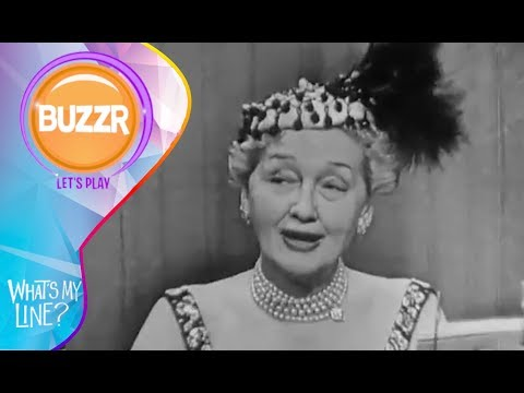 Famed Gossip Columnist Hedda Hopper & Legendary Creator of Dick Tracy 1956 | Buzzr
