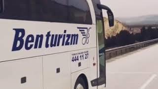 Gidiyor Gönlümün Efendisi Ben Turizm Farkıyla