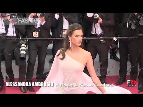 FESTIVAL DE CANNES 2019 Red Carpet Day 1 - Fashion Channel