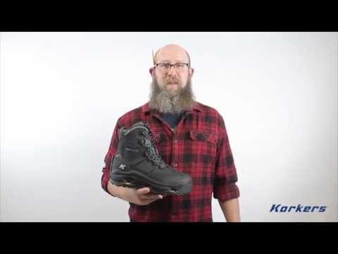 SnowJackPro Winter Work Boot