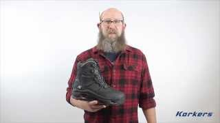SnowJackPro Winter Work Boot