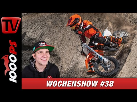 KTM Kinder Motocross, neuer Indian Motor und vieles Mehr! 1000PS Wochenshow #38