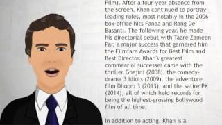 Aamir Khan - Wiki Videos
