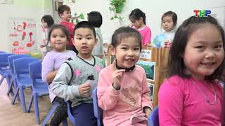 Rèn luyện kỹ năng tự phục vụ cho trẻ