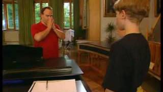 German Documentary St. Thomas Boys Choir Part 1