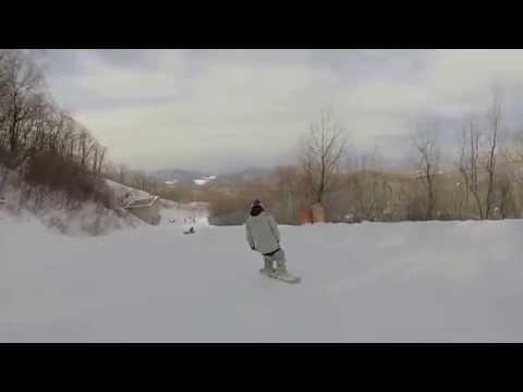 Yongpyong Ski Resort, South Korea Feb 2015
