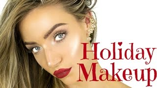 15-minute-christmas-holidays-makeup-look-stephanie-lange