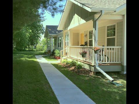 Adams Duplex Homes in Fairfield Iowa