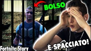 👉 BISOGNA SAVE the BOLSO! FORTNITE ITA POLICARPO Discovers the RAPTURE Stories of Nex Fortnite
