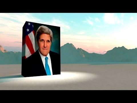 El Extraño Viaje de John Kerry a la Antártida