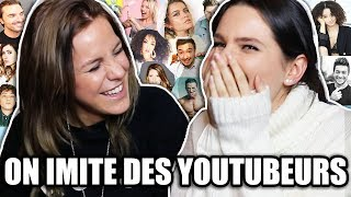 ON IMITE DES YOUTUBEURS ft. EMY LTR
