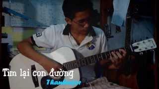 Tìm lại con đường guitar intro- Trai Giao Thông