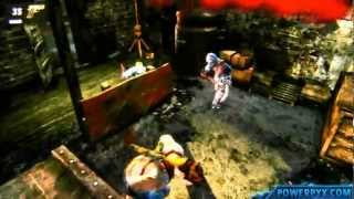 Uncharted Golden Abyss - Steel Fist Expert Trophy Guide