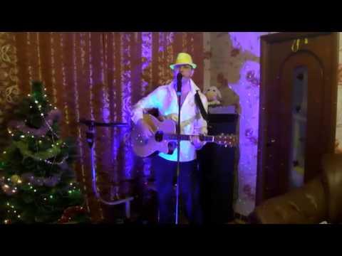 Белым снегом, слова и музыка Аркадия Кобякова