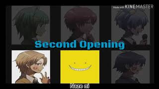Assassination Classroom Opening 1 2