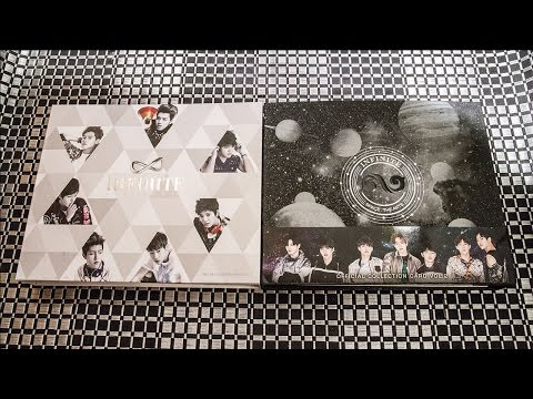 K-Pop Photocards Collection Infinite Star Card Binders (Apr. 2016)