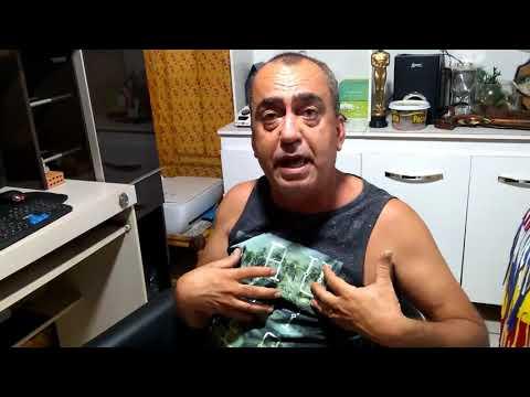 ROMERO BASTOS TOMOU REMEDIO ANTI SUSTO.................