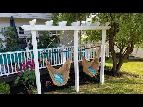 Download Backyard Hammock DIY Project