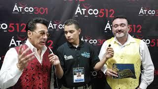 Entrevista 2Gs Ruben Garza y Hector Gonzalez Con Angel Mazz Tejano y Roberto Veliz
