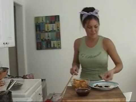 Virginia Dalbeck Chocolate Covered Jalepeno Tater Chips Youtube