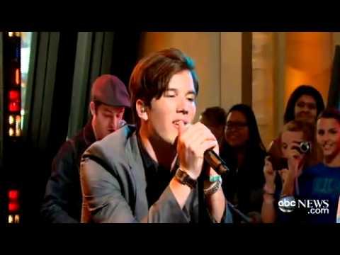 Allstar Weekend - Mr. Wonderful Live on GMA